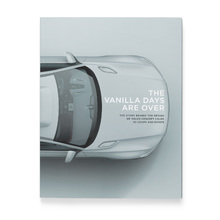 Volvo Coffee Table Book「The Vanilla Days Are Over」
